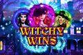 Witchy Wins - la slot con il tema di Halloween disponibile nei RTG casinò