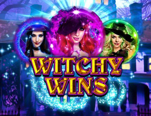 Witchy Wins – la slot con il tema di Halloween disponibile nei RTG casinò
