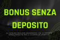 Perché esistono i bonus senza deposito